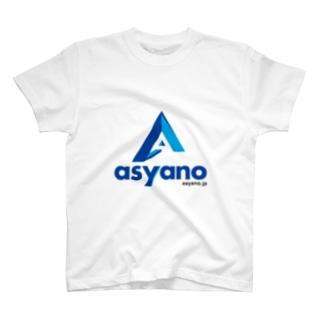 asyano.jpグッズ T-shirts