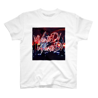 wanted wanted T-shirts