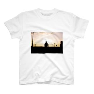 逆光/逆向 T-shirts