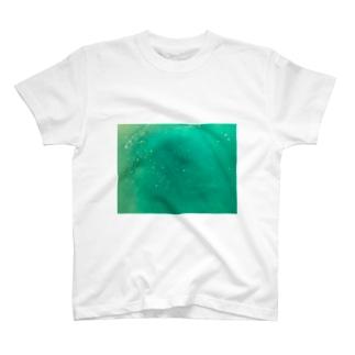 気泡/己卯 T-shirts