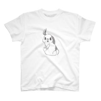 うさぎのじるくん T-shirts