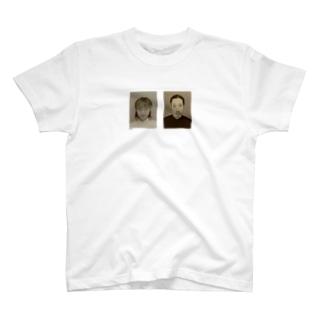 obaka2人 T-shirts