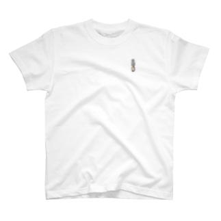 pineapple+dog T-shirts
