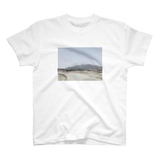 東の方 T-shirts