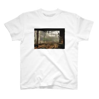 ターミナル T-shirts