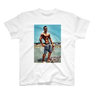 ski(スカイ) T-shirts