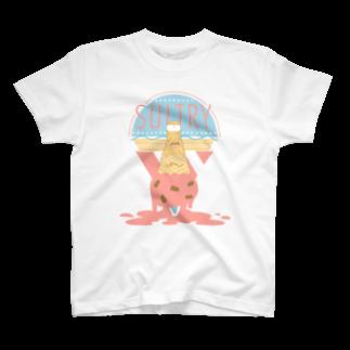 masilloのSULTRY Tシャツ