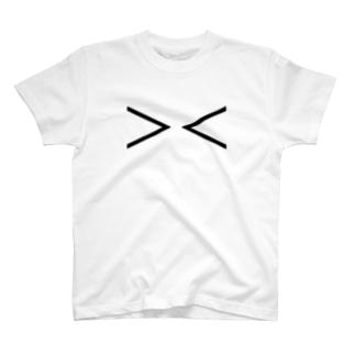 泣き顔 T-shirts