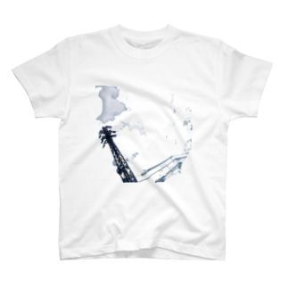 曇?雲 T-shirts