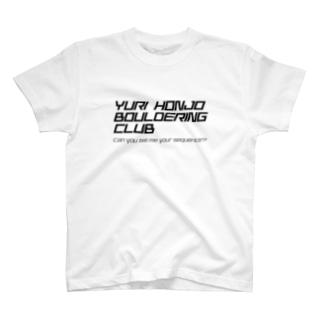 YHBC フルプリントTee(ホワイト) T-shirts