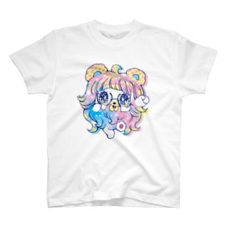 せきやゆりえ T-shirts
