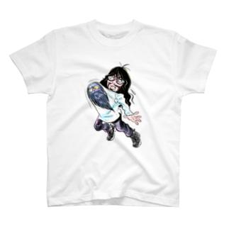 #なかむらしんたろうを拡張する展示の鈴木旬 T-shirts