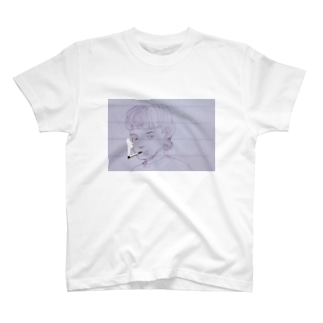 喫煙シティボーイ T-shirts