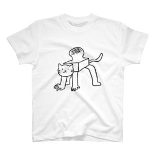世界観くんTシャツ T-shirts
