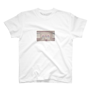 ストリートの羽根 T-shirts