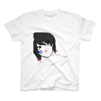 躾 T-shirts