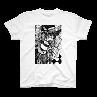 図書委員長のオリ画 T-shirts