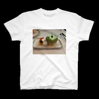 chouchouminekoのスイーツシャツ T-shirts