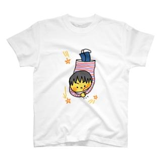 流れ星つかまえた T-shirts
