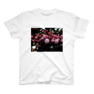駿河屋ガルスのピンクで幸多かれ! T-shirts