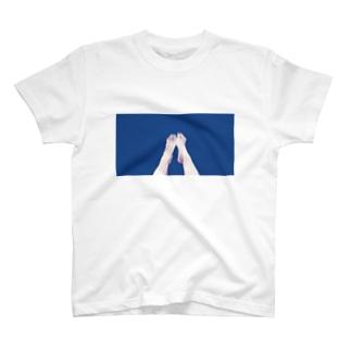 投げ足 T-shirts