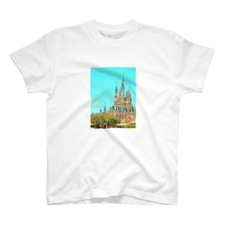 シンデレラ城 T-shirts