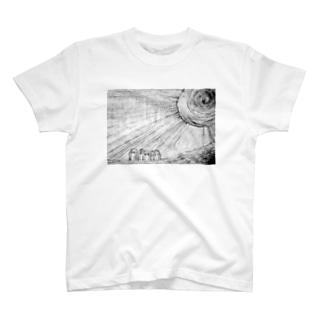 ひ T-shirts