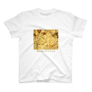 クドームーン チャーハンT T-shirts