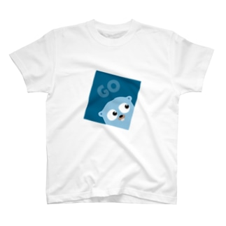 ゴーGopherくん T-shirts