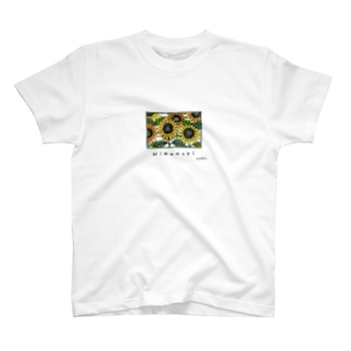 Himawari color ver. T-shirts
