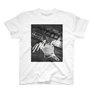 guitar_Tシャツ T-shirts