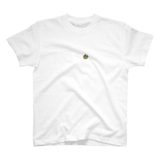 護法童子ならぬ御坊走る T-shirts