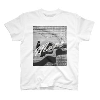guitar_Goza_Tシャツ T-shirts