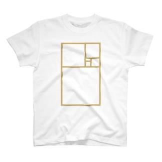 golden ratio T-shirts