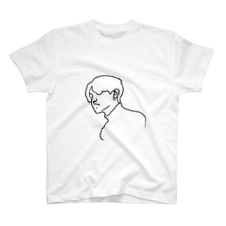 Boy.6 T-shirts