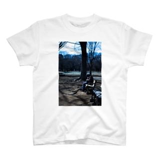 冬の陽射し T-shirts