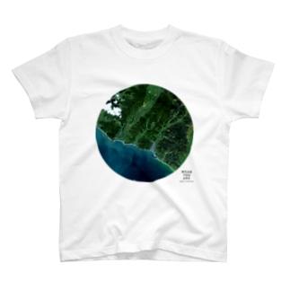北海道 浦河郡 Tシャツ T-shirts