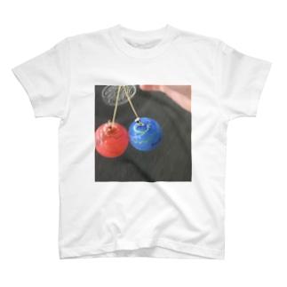 夏のせい T-shirts