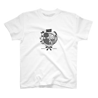 マルシェグッズ T-shirts