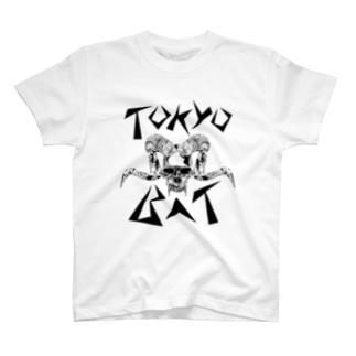 tokyobat Tシャツ