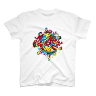 magicmushroom Tシャツ