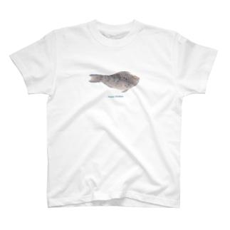 ヒブダイ T-shirts