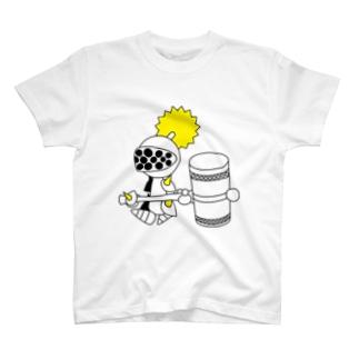 ナイツ・ハンマー T-shirts