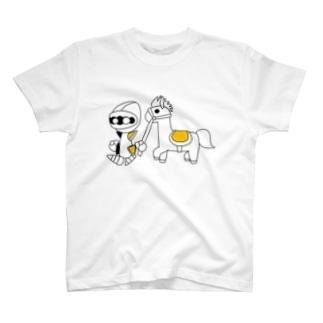 ナイツ・ライド T-shirts