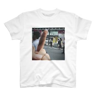 fuck新宿Tシャツ T-shirts