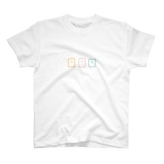ボックスちゃん T-shirts