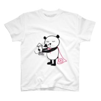 スパンダーマン(イカver.) T-shirts