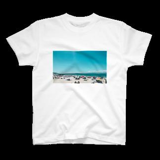 つかもとの内海 T-shirts