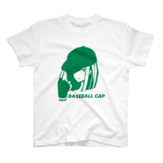 野球帽 T-shirts