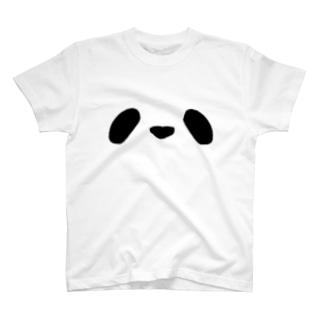 近距離パンダ T-shirts